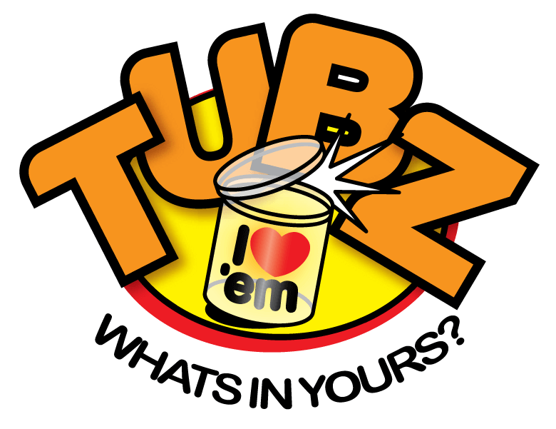 Tubz Vending Franchise Logo